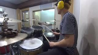 BIG SHAQ - MAN DON'T DANCE ( drum cover )