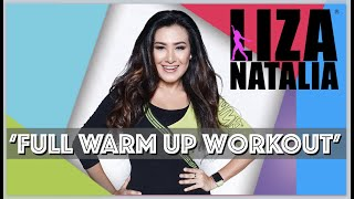 Full Warm-Up Workout || Liza Natalia || Senam Pemanasan