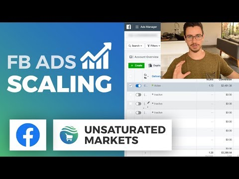 Facebook Ads Scaling in 2019 (CBO, Duplicate, Trackify)