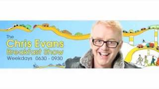 Brian May & Roger Taylor - Pt 1 -  Chris Evans Breakfast Show 27 May 2011