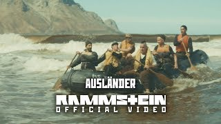 Rammstein Ausländer Official Video