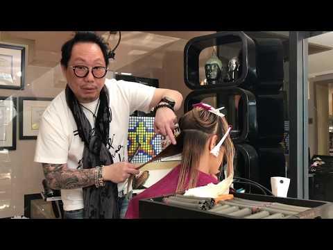химическая завивка волос на папильотках виды фото