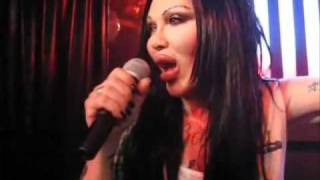 Pete Burns - Never Marry An Icon  9/10/10 @ Carpet Burn (The Eagle) by annadoa