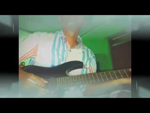Surat terakhir guitar cover