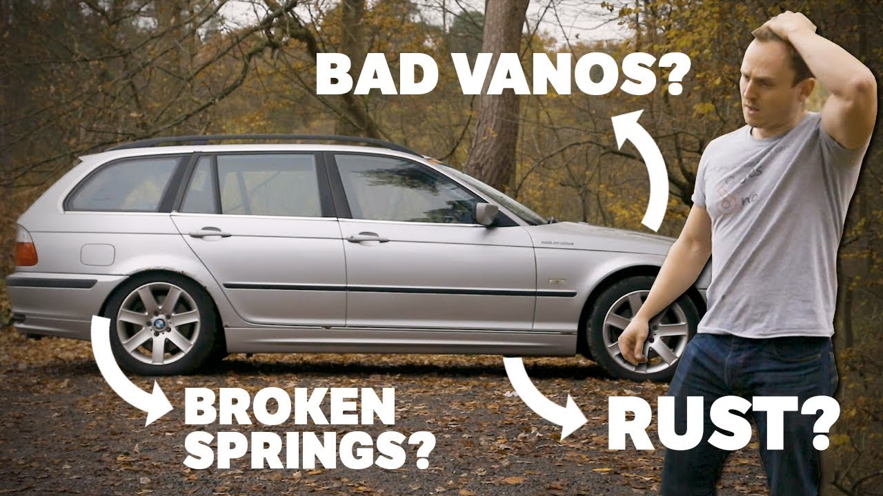 I Bought This BMW 330i For £140: Here's Everything Wrong With It