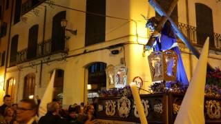 Palma de Mallorca 4k Procesión Jueves Santo. Gran Poder.