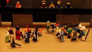 2 Henry VI – Lego Shakespeare