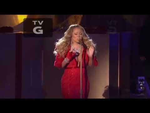 All I Want For Christmas Is you Mariah Carey Rockefeller 2014