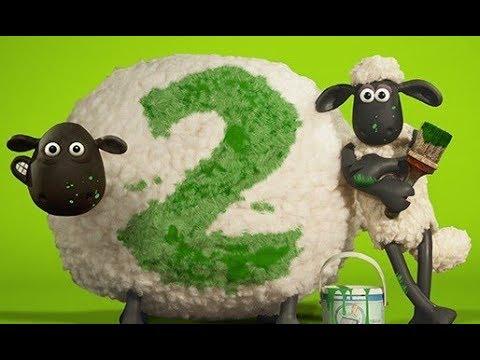 Мультфильм 2019 - Баранчик Шон 2 / Трейлер / SHAUN THE SHEEP MOVIE: Farmageddon