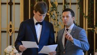 Розыгрыш на свадьбе. Пранк на свадьбе.
