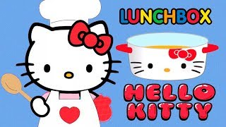 Hello Kitty Chef Cooking Games - Bake Decorate Cupcakes, Candy Food Lunchbox