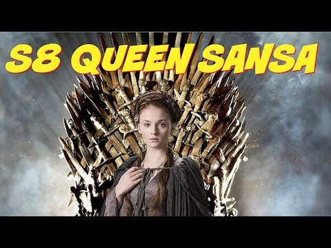Why Does Everyone Hate Sansa Stark ?  Game Of Thrones S8 Predictions Queen Sansa