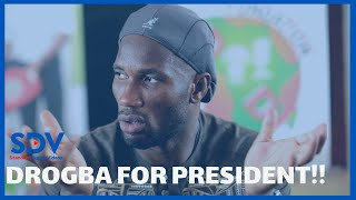 Didier Drogba submits candidacy to become Ivory Coast FA president