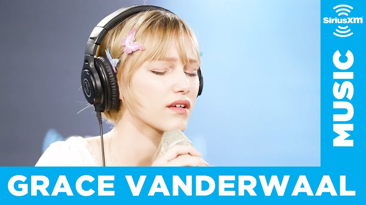 Grace VanderWaal - Saturday (KOTA the Friend Cover) [LIVE @ SiriusXM]