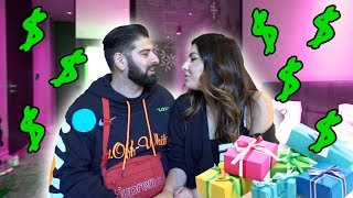 Wife Buys Me $2,000 Birthday Gifts!!