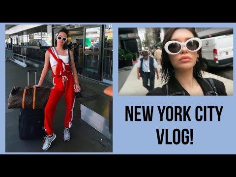 NEW YORK CITY VLOG!