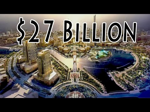 Top 10 Saudi Arabian Megaprojects