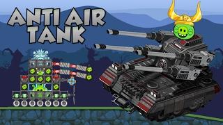 anti air tank bad piggies inventions