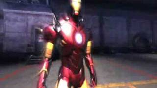 Iron Man 2 - The Video Game Trailer