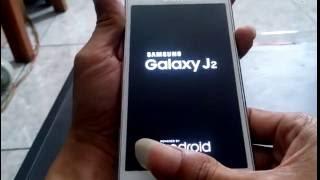 Hard Reset Samsung Galaxy J2