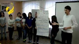 Республиканский семинар «Подготовка инструкторов – волонтеров ЗОЖ и ГТО» (клип)