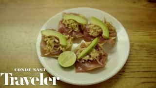 Contramar-Hands Down the Best Seafood in Mexico | Condé Nast Traveler