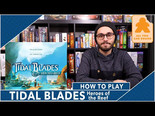 Tidal Blades | How to Play this GORGEOUS (and EXCITING) NEW Game!