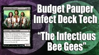 MTG Pauper Infect Deck Tech: The Infectious Bee Gees - The TopDeckHero.com $25 Pauper Challenge