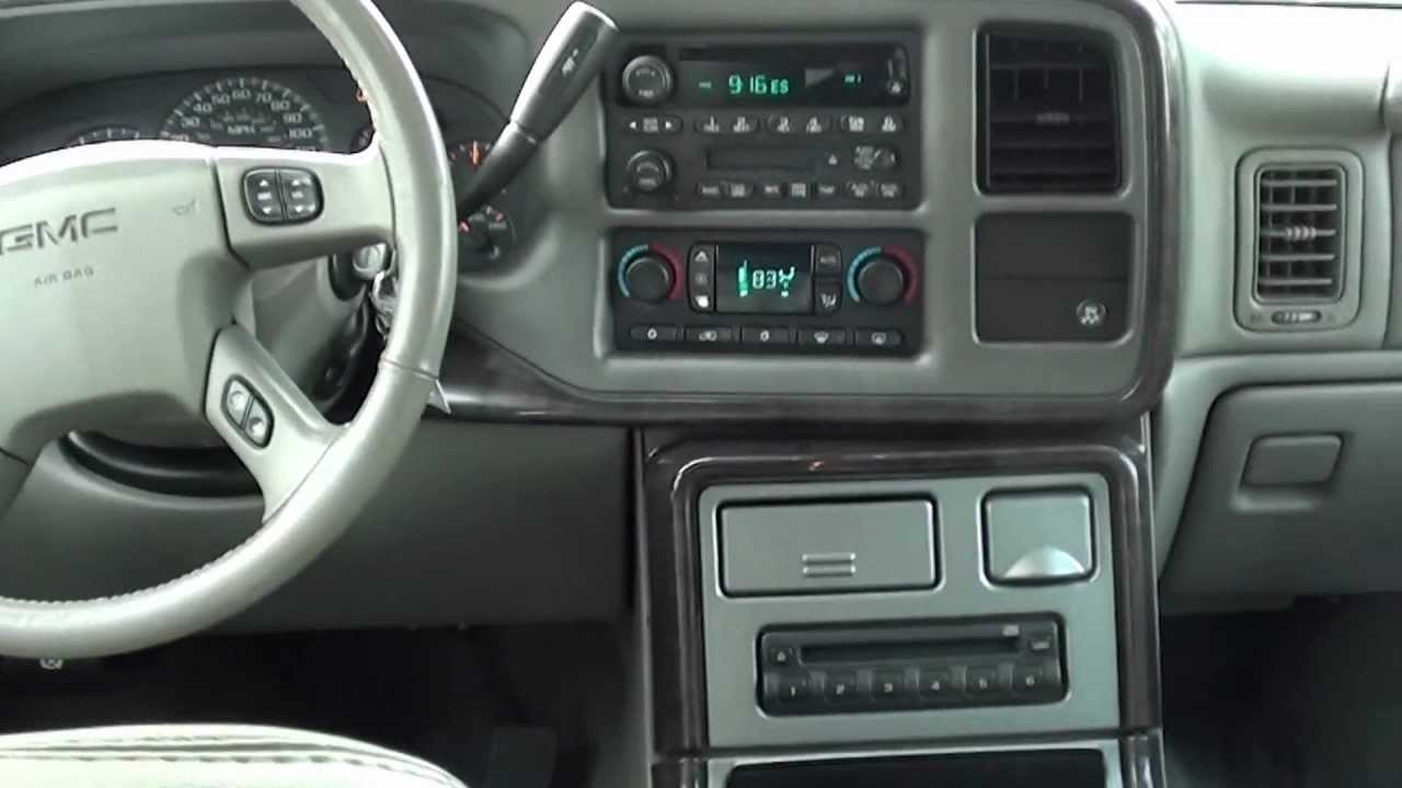 FOR SALE 2004 GMC YUKON DENALI XL!! STK# P5934 www.lcford ...