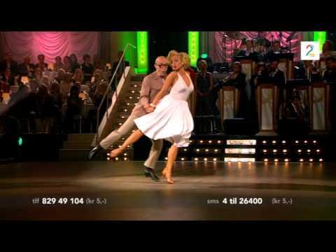"Hilarious Jive - Strictly Come Dancing 2010 (""Skal vi danse"" TV2 Norway, Season 6)"