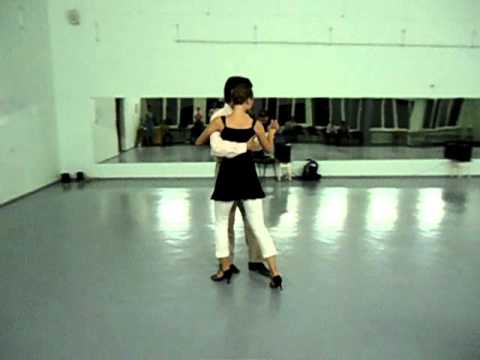 Школа аргентинского танго в Минске - Никита Тихомиров