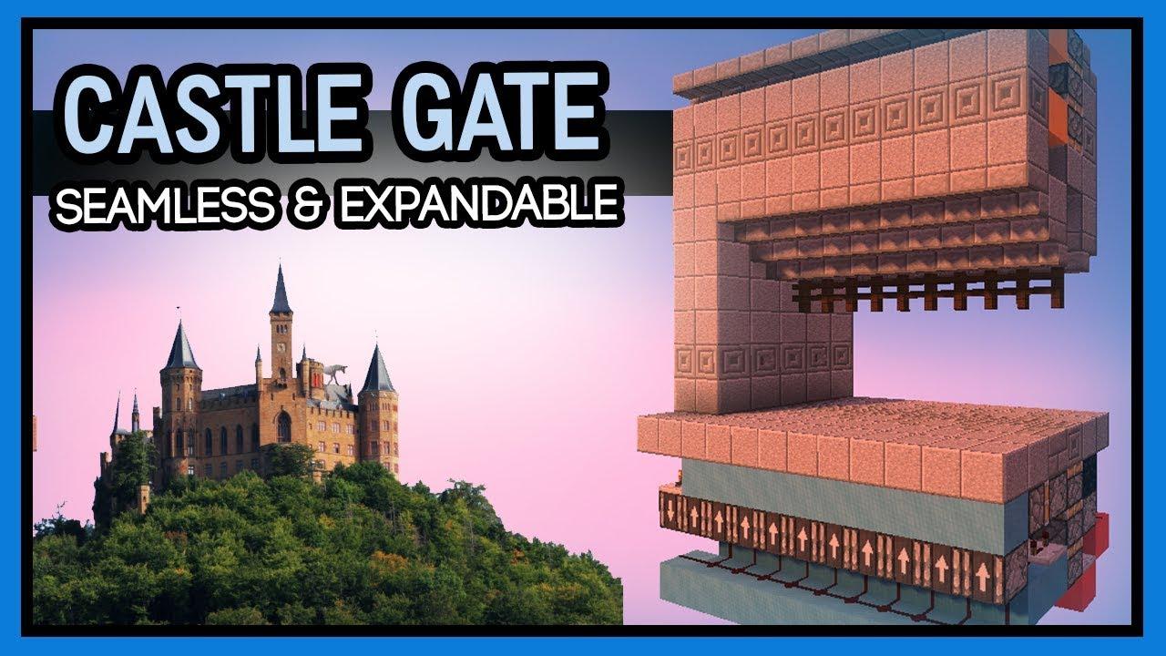 Minecraft Portcullis Compact