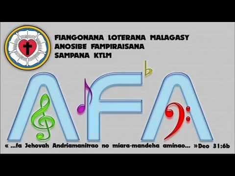 Aiza Ianao -  A.F.A (Anjomara Famonjena Anosibe)