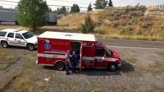 Amtrak Coast Starlight #1 San Francisco - Klamath Falls: A medical emergency 2015-08-07