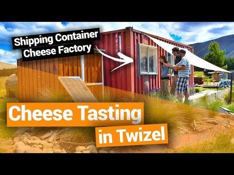 New Zealand Cheese Tasting in Twizel –  New Zealand's Biggest Gap Year – BackpackerGuide.NZ