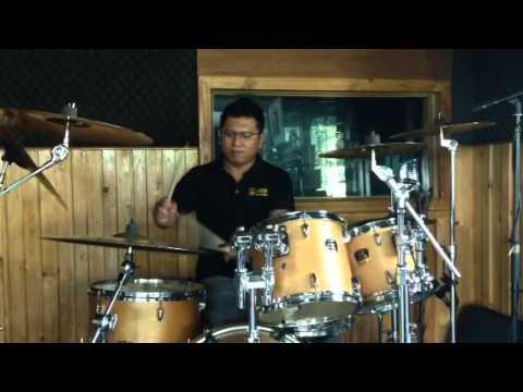 Drum cover masih ada cinta