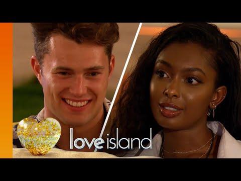 Curtis Tells Jourdan He'd Recouple With Her | Love Island 2019