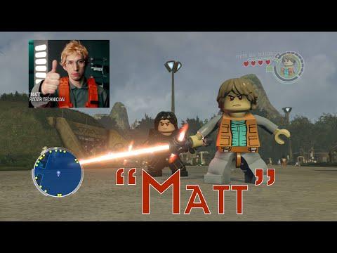 LEGO Star Wars The Force Awakens - Matt The Radar Technician ...