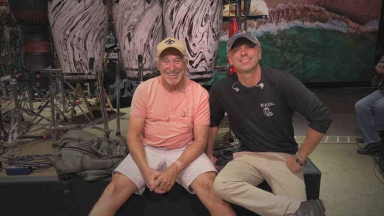 Kenny Chesney - Trying to Reason With Hurricane Season (with Jimmy ...