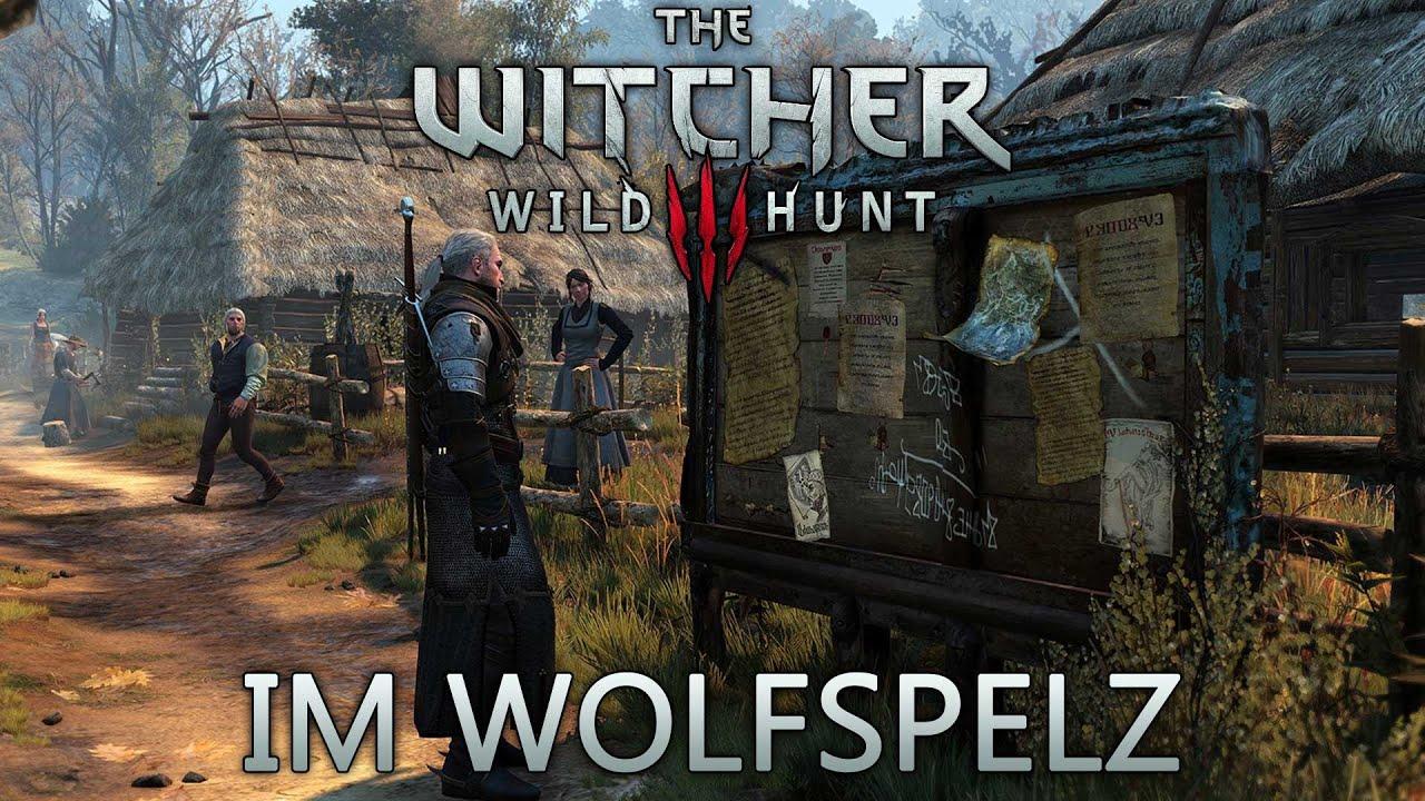 Witcher 3 Im Wolfspelz