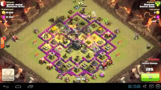 Clash Of Clans War Strategi Clan War part 4