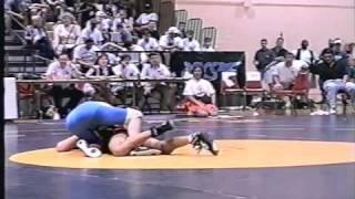 Sammie Henson Vs Jones wrestling 1994