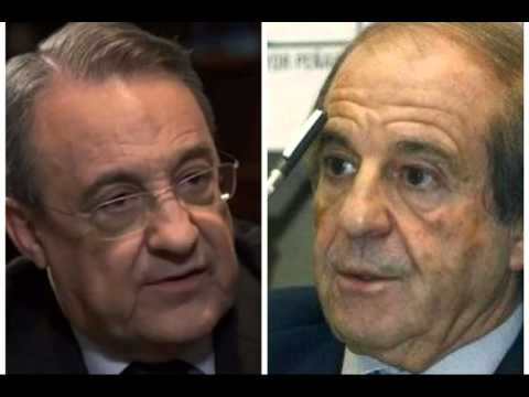 Supergarcía desenmascara a Florentino Pérez