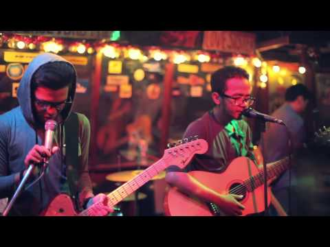 A F F E N - We Own The Sky ( M83 Cover ) Live @ Superbad! Vol 46 Jaya Pub Jakarta