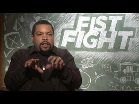 Fist Fight Interview w  IceCube