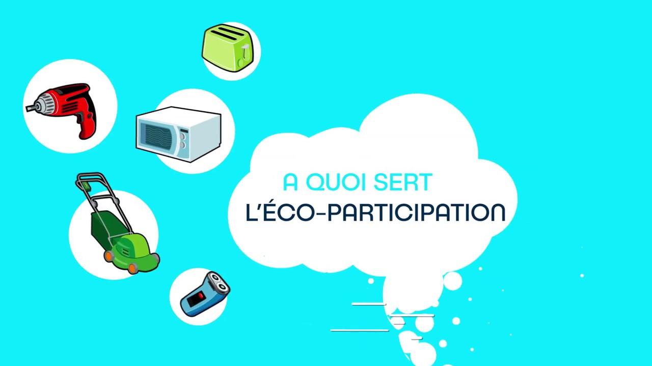A quoi sert l'éco-participation ? - YouTube