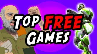 Top FREE Games On The Internet(The best TOTALLY free games on the net- no