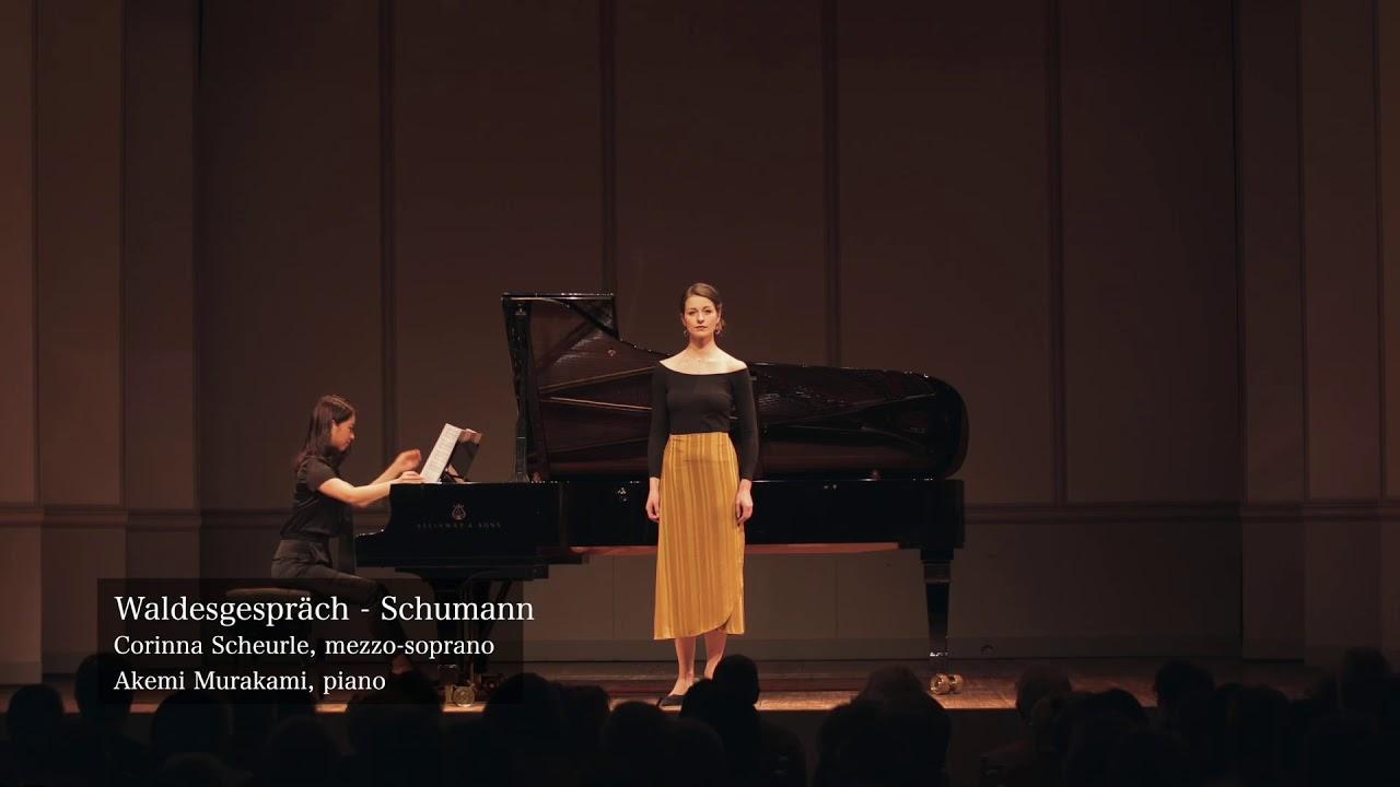 Waldesgespräch - Robert Schumann, Liederkreis Op.39