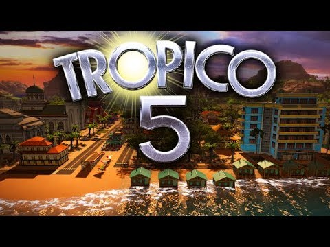 Tropico 5 - Desert Island Risks