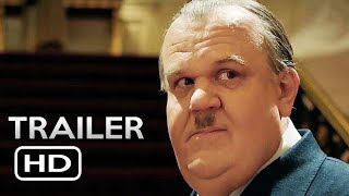 STAN AND OLLIE Official Trailer 2 (2018) John C. Reilly, Steve Coogan Biography Movie HD